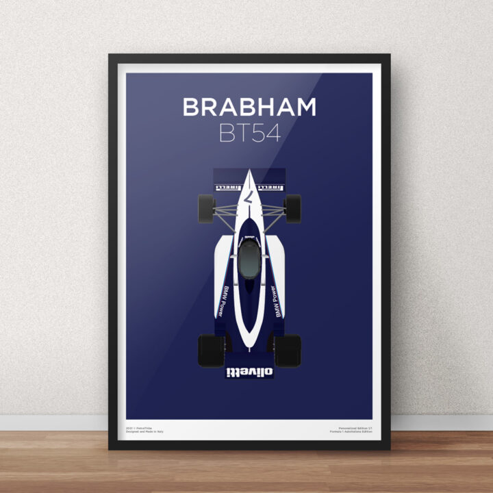 Brabham BT54 Olivetti